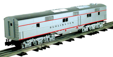 Burlington - E-7 Dummy B
