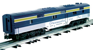 Chesapeake & Ohio® - E-7 Dummy B