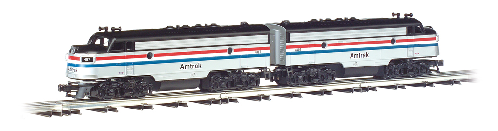 Amtrak - F-7 Powered A/Dummy Set