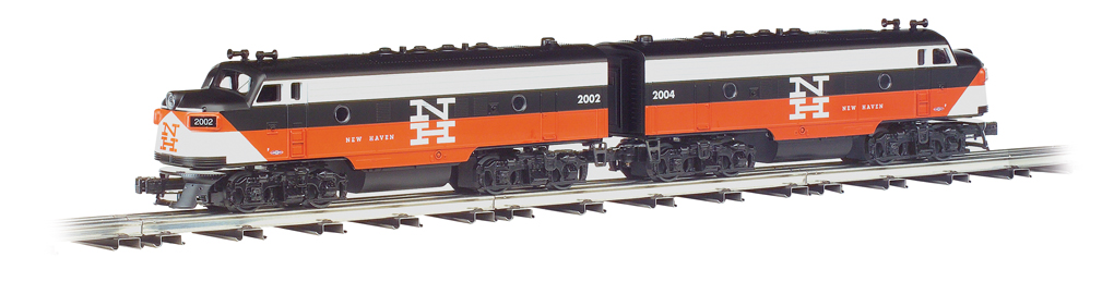 New Haven - F-7 Powered A/Dummy Set