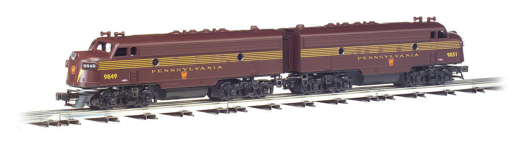 PRR - Tuscan 5 Stripe - F-7 Powered A/Dummy Set