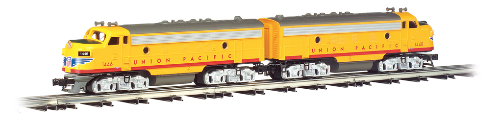 Union Pacific® - F-7 Powered A/Dummy Set