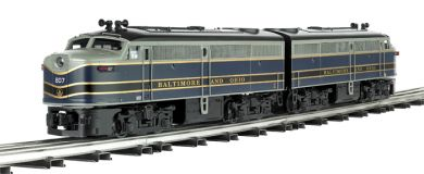 Baltimore & Ohio® - Alco FA-1 Powered A/DummyA Set