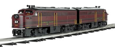 Lehigh Valley - Alco FA-1 Powered A/DummyA Set