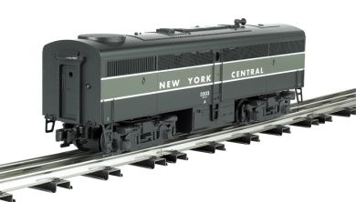 New York Central - Alco FB-1 Dummy