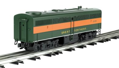 Great Northern - Alco FB-1 Dummy