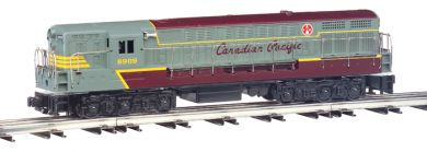 Canadian Pacific - FM Trainmaster Powered