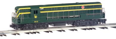 Jersey Central - FM Trainmaster Powered