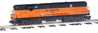 Milwaukee Road - FM Trainmaster Powered