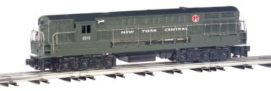 New York Central - FM Trainmaster Powered