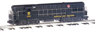Norfolk & Western - FM Trainmaster Powered