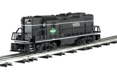 Illinois Central - GP9 Dummy