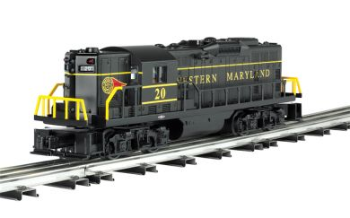 Western Maryland® - Fireball - GP9 Dummy