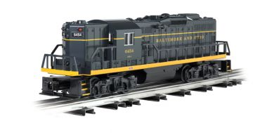 Baltimore & Ohio - Early Version - GP9 Dummy