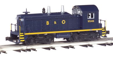 Baltimore & Ohio® - NW-2 Switcher Powered