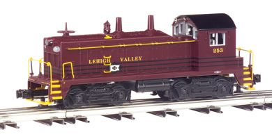 Lehigh Valley - NW-2 Switcher Powered