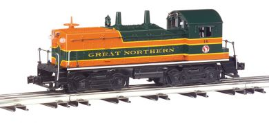 Great Northern - NW-2 Switcher Powered