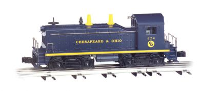 Chesapeake & Ohio® - NW-2 Switcher Powered