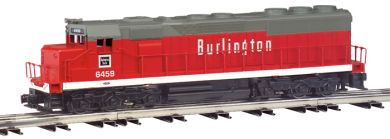 Burlington - SD45 Powered