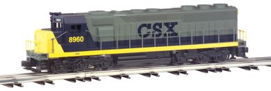 CSX® - SD45 Powered