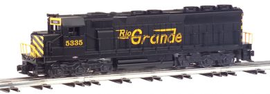 Rio Grande™ - SD45 Powered