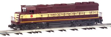 Wisconsin Central - SD45 Powered