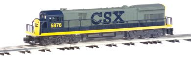 CSX® - U33C Powered