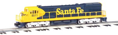 Santa Fe - U33C Powered
