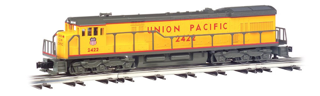 Union Pacific® - U33C Powered