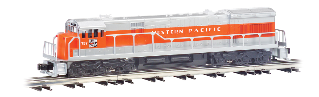 Western Pacific™ - U33C Powered