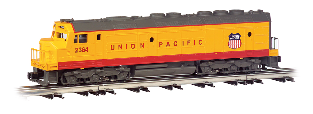Union Pacific® - FP-45 Powered