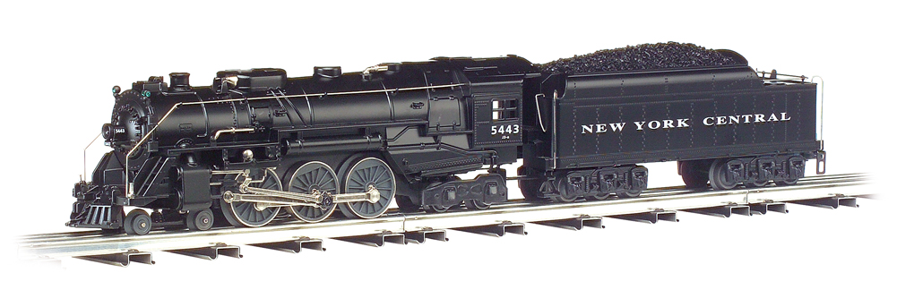 New York Central - Semi-Scale O-27 Hudson 4-6-4