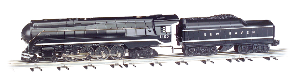 New Haven - J Class 4-8-4