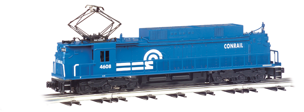 Conrail - Scale EF-4 Rectifier