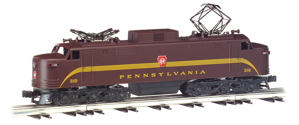 Pennsylvania - Tuscan 5 Stripe - Scale EP-5 Rectifier