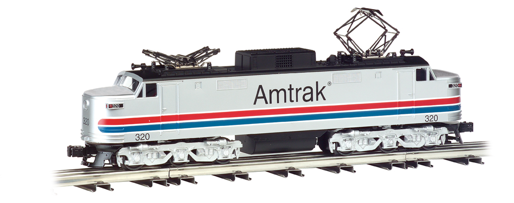Amtrak - Scale EP-5 Rectifier