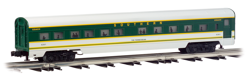 Southern - 72' Scale Streamliners 4 Car Set