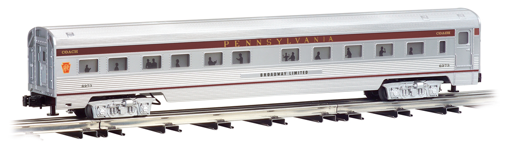 PRR -Congressional - 72' Scale Streamliners 4 Car Set