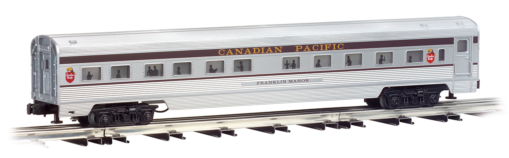 Canadian Pacific - 72' Scale Streamliners 4 Car Set
