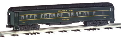 Santa Fe - 72' Scale Heavyweights Combine & Diner