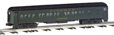 Pullman - 72' Scale Heavyweights Combine & Diner
