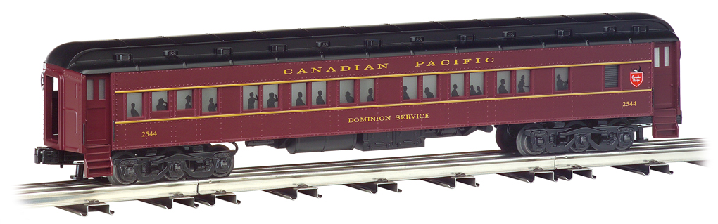 Canadian Pacific - 72' Scale Heavyweights 4 Car Set
