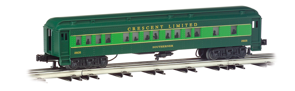 Southern Crescent - 60' Semi Scale Madison 4 Car Set