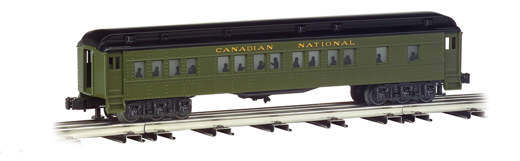Canadian National - 60' Semi Scale Madison 4 Car Set