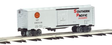 Southern Pacific™ - Silver - 40' Box Car