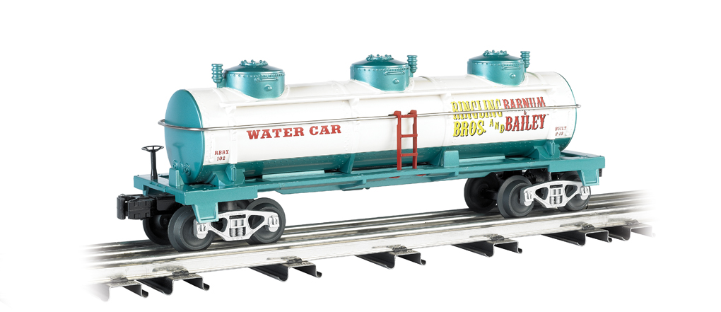 Ringling Bros. and Barnum & Bailey® 3-Dome Water Car