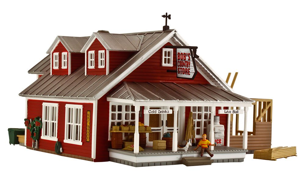 No.5031 Country Store Expansion HO