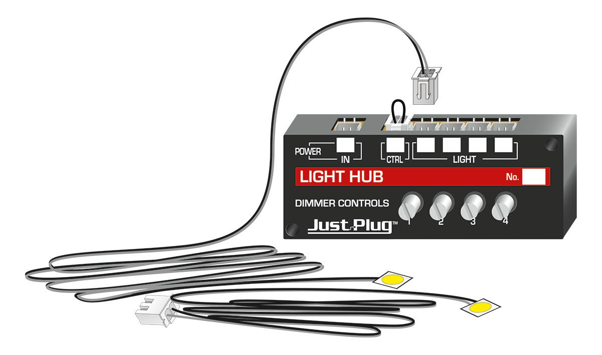 No.5700 Light & Hub Set
