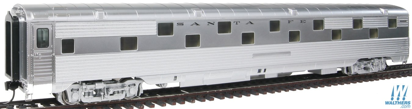 85' P-S 24 Duplex Roomette Sleeper SF HO