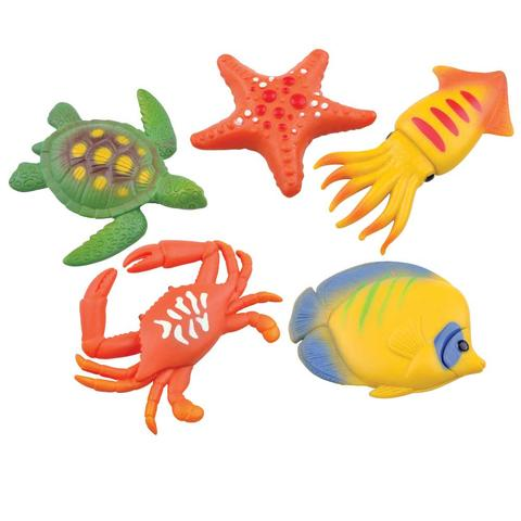 Color Changing Ocean Creatures - Assorted Styles